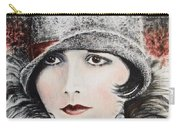 Louise Brooks Carry-all Pouch