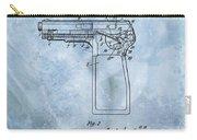 1920 Handgun Patent Carry-all Pouch