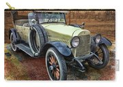 1921 Hudson-featured In Vehicle Enthusiasts And Comfortable Art And Photography And Textures Groups Carry-all Pouch