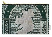 1922 Ireland Eire Stamp Carry-all Pouch