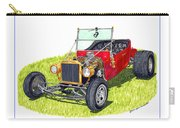 T Bucket Ford 1923 Carry-all Pouch