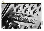 1924 Ford T Roadster Emblem -303bw Carry-all Pouch