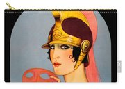 1924 - Theatre Magazine Cover - Color Carry-all Pouch