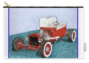 1925 Ford Hot Rod T-bucket Carry-all Pouch