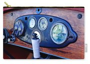 1925 Stutz Series 695h Speedway Six Torpedo Tail Speedster Dashboard Instruments Carry-all Pouch