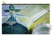 1926 Duesenberg Hood Ornament - Motometer Carry-all Pouch
