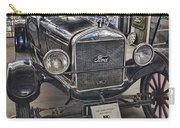 1926 Ford Model T Runabout Carry-all Pouch by Douglas Barnard
