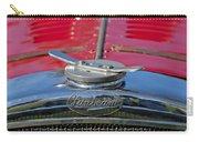 1926 Sunbeam Tiger Hood Emblem Carry-all Pouch