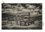 1927 Dodge Braham Bodie Ca Sepia Img 7299 Carry-all Pouch