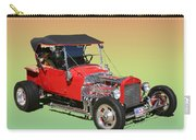 1927 Ford T Bucket Rag Top T Bucket Carry-all Pouch