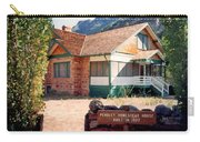 1927 Pendley Homestead House Sedona Carry-all Pouch