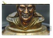 1928 Pontiac Hood Ornament  Carry-all Pouch