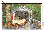 1929 Chrysler 65 Covered Bridge Carry-all Pouch