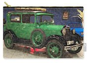 1929 Ford Model A By Liane Wright Carry-all Pouch