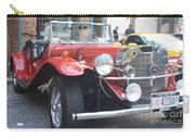 1929 Mercedes Benz Front And Side View Carry-all Pouch
