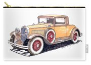 1929 Nash Advanced 6 Sport Carry-all Pouch