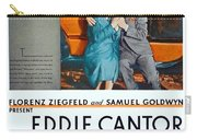 1930 - Whoopee - Movie Poster - Eddie Cantor - Florenz Ziegfield - Samuel Goldwyn - Color Carry-all Pouch