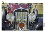 1930 Chrysler Model 77 Carry-all Pouch