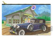 1930 Cord L Towncar Carry-all Pouch