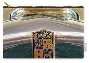 1930 Desoto K Hood Ornament Emblem Carry-all Pouch