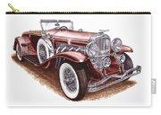 1930 Dusenberg Model J Carry-all Pouch