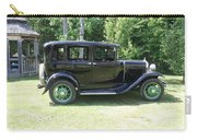 1930 Model-a Town Car 1 Carry-all Pouch