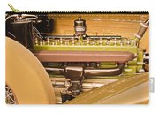 1930 Packard Speedster Runabout Engine -0539c Carry-all Pouch