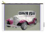 1931 Ford 2 Door Sedan Street-rod Carry-all Pouch