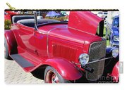 1931 Ford With Rumble Seat Carry-all Pouch