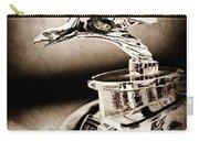 1932 Alvis Hood Ornament - Emblem Carry-all Pouch