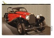 1932 Bugatti - Featured In 'comfortable Art' Group Carry-all Pouch