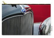 1932 Ford V8 Grille - Hood Ornament Carry-all Pouch