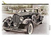 1932 Packard 903 Victoria Carry-all Pouch