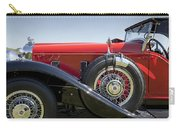 1932 Stutz Bearcat Dv32 Carry-all Pouch