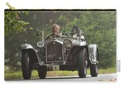 1933 Alfa Romeo 8c Corto Touring Spyder Carry-all Pouch by Jill Reger