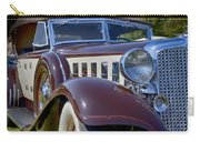1933 Chrysler Imperial - Cl Phaeton Carry-all Pouch