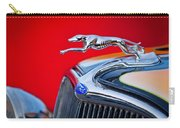 1933 Ford Hood Ornament Carry-all Pouch
