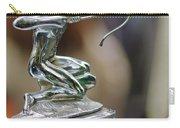 1933 Pierce-arrow 1236 2-door Convertible Coupe Hood Ornament Carry-all Pouch by Jill Reger