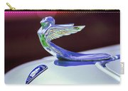 1933 Plymouth Hood Ornament -0121c Carry-all Pouch