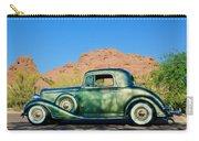 1933 Pontiac -0008c Carry-all Pouch