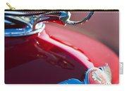 1933 Pontiac Hood Ornament 3 Carry-all Pouch