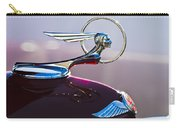 1933 Pontiac Hood Ornament Carry-all Pouch by Jill Reger