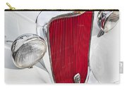 1933 White Dodge Sedan Carry-all Pouch
