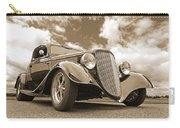 1934 Ford Coupe In Sepia Carry-all Pouch