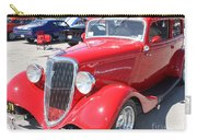 1934 Ford Greyhound Two Door Sedan Carry-all Pouch