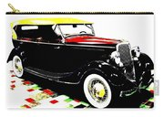 1934 Ford Phaeton V8  Carry-all Pouch
