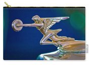 1934 Packard 8 1101 Sedan Hood Ornament Carry-all Pouch