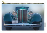 1934 Packard Super 8 Carry-all Pouch