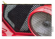 1935 Aston Martin Ulster Race Car Grille Carry-all Pouch