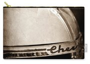 1935 Chevrolet Hood Ornament - Emblem Carry-all Pouch